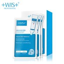 WIS угревая кожа маска увлажняющая акне печатных мужчин и женщин официальный аутентичный маска для лица