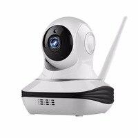 Inside Smart Mini Wifi Home IR Network IP CCTV Camera With Cloud