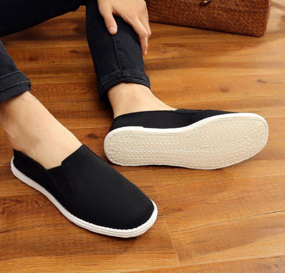 Sports  shoes Footwear cotton taichi shaolin Monk Luohan kung fu breathable
