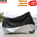 Luxuary 300D Oxford Motorcycle Cover Waterproof Outdoor UV Protector Bike Rain Dustproof Reinforced Motor Cover Scooter A2176