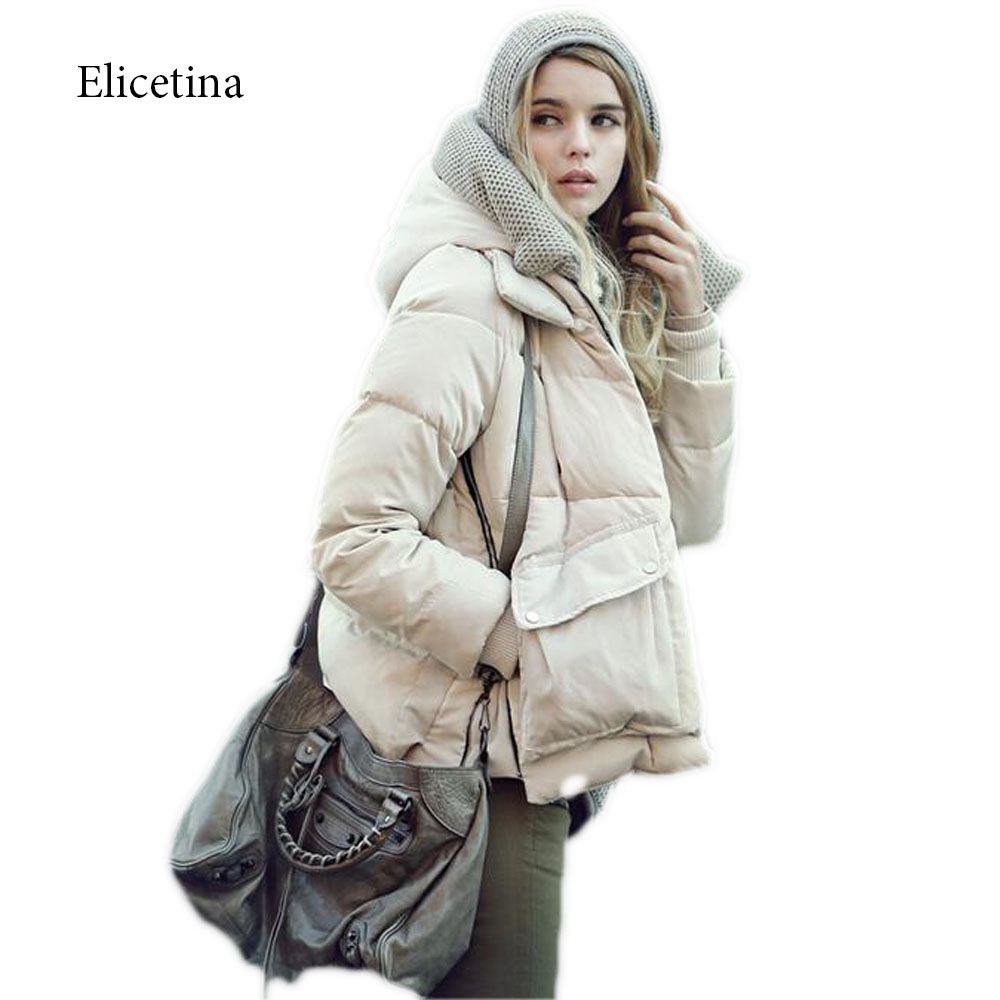 New Designer style Fashion Ladies Winter Overcoat Women Brand 90 ...
