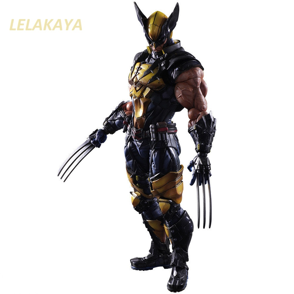 28cm figure play PVC artS LOGAN Action Figure X Model Toys MEN Wolverin collection doll toy