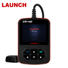 Launch CR-HD OBD OBD 2 Auto Scanner Heavy Duty Truck Error Code Read ODB2 Car Diagnostic Scanner Tool For 24V Truck