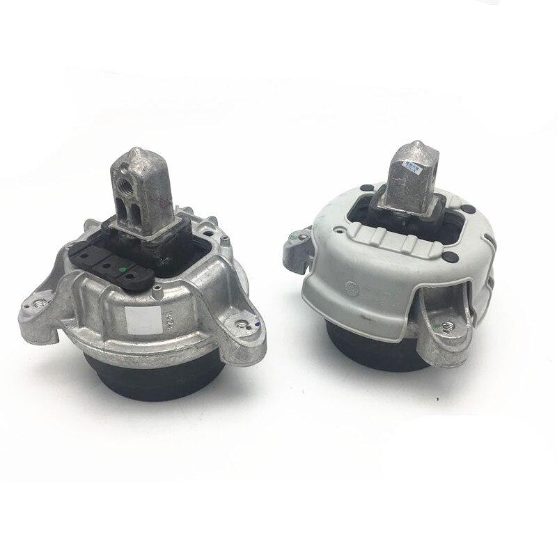 محرك السيارة القدم المطاط F01 740I 730 F02 535 F07 GT F10b mw523 528i N52 F18 F11 F12 640i F13 F06 سلسلة المحرك شريحة متزايدة