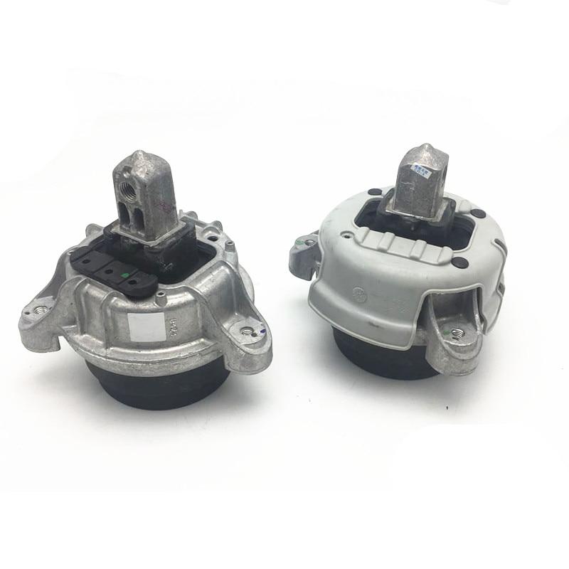 Car Engine foot rubber F01 740I 730 F02 535 F07 GT F10b mw523 528i N52 F18 F11 F12 640i F13 F06 Series Engine mounting bracket