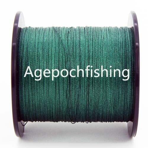 ¡Envío gratis! 4 filamentos 500M 40LB alta calidad marca trenzado - Pescando
