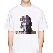 NEW Movie Avengers 3 Infinity War T Shirt Superhero Thanos Funny Printed TShirt Men Cool Tee Shirt Male Summer Tops 2018