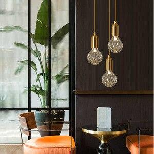 Image 5 - Modern Minimalist Vintage Wine Bottle Pendant Lights Caferoom/bar Lamp Single Glass Pendant Lamps Decoration Indoor Lighting E27