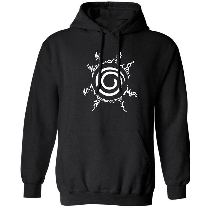 COOLMIND QI0211H Cotton Blend Black Loose Men Hoodies Casual Autumn Fleece Fashion Cool Men Sweatshirts With Hat