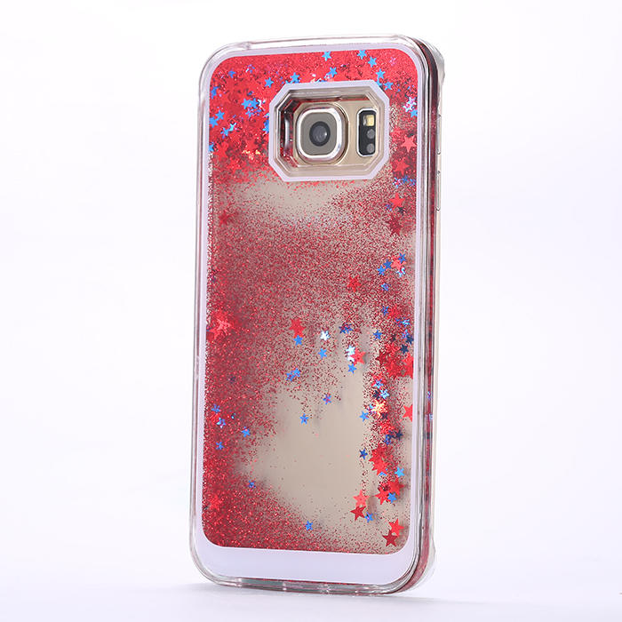 samsung galaxy s6 edge case glitter