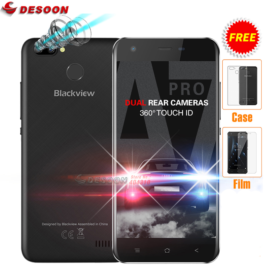 Blackview A7 Pro 4G LTE Mobile phone Android 7 0 MTK6737