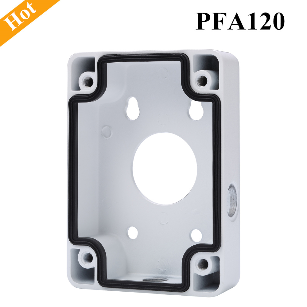 DAHUA Junction Box PFA120 CCTV Accessories IP Camera Brackets dahua pfa130 water proof junction box cctv accessories ip camera brackets pfa130