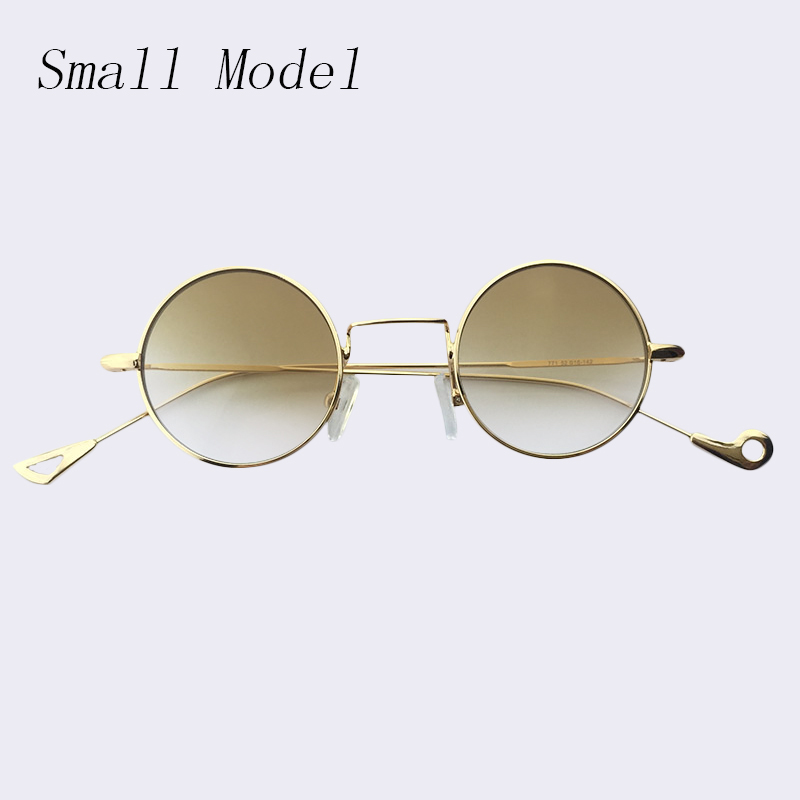 be7959ed0e4a3 ZUCZUG Vintage Round Sunglasses Women Men Brand Design retro Red clear lens  sunglasses High quality Female Eyewear Oculos de sol-in Sunglasses from  Women s ...