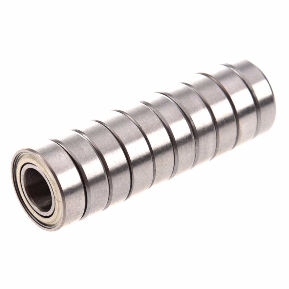 SZ Hot 10 Pcs 6900Z 8 x 19 x 6mm Single Row Sealed Deep Groove Ball Bearings 6007rs 35mm x 62mm x 14mm deep groove single row sealed rolling bearing