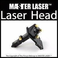 Best Quality Aluminum Head For CO2 Laser Engraving Cuuting Machine Laser Head Head For Engraving Laser
