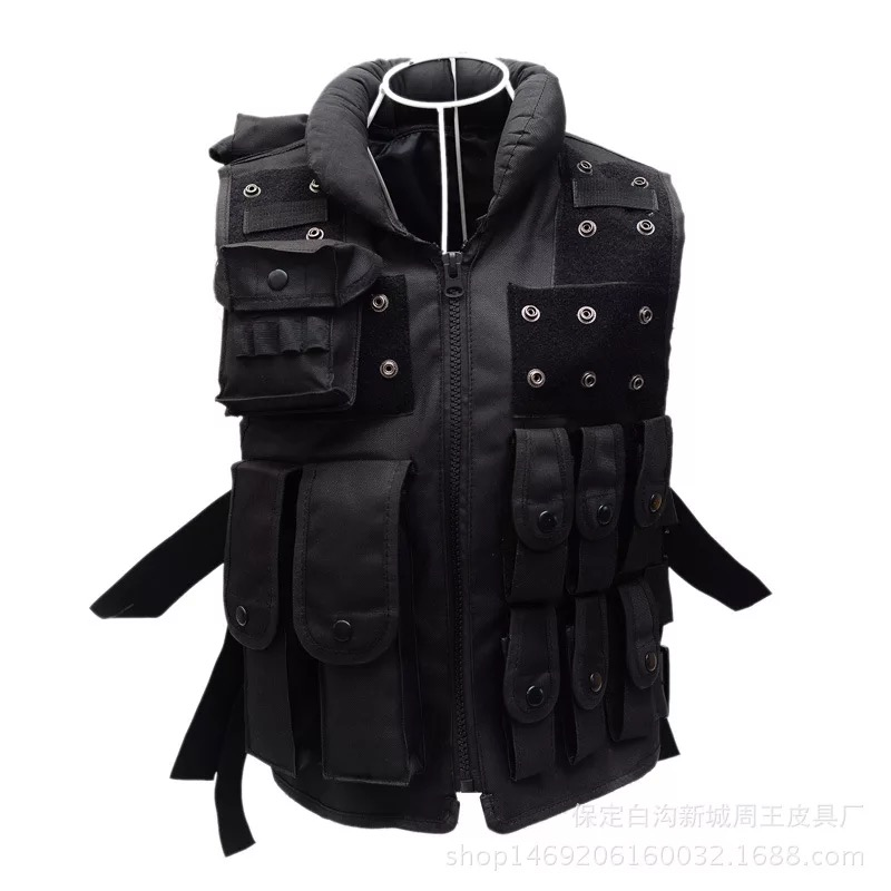 CXB1-Multicolor tattico della maglia di sicurezza esterna di formazione di combattimento CS campo di protezione della maglia