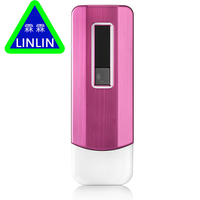LINLIN Painless Permanent Hair Removal Device Laser Mini Portable Blue Light Wire Hair Removal Apparatus Gentlethermal