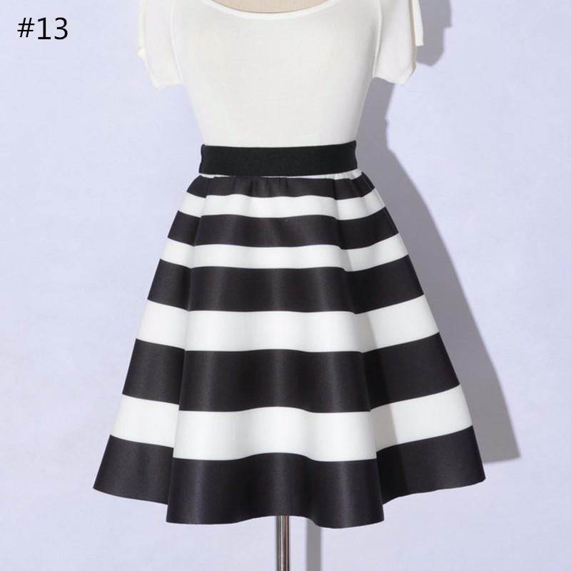high waist skirt 15