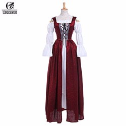 New-Arrival-Vintage-Women-Gothic-Lolita-Lace-Long-sleeved-Dress-Palace-Retro-Princess-Dress-Cosplay-Costume
