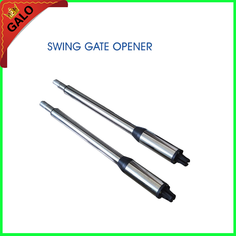 Galo 24VDC Linear Actuator Automation swing gate motor kit swing gate opener galo 300 kg double arms swing gate opener door motor kit with 1 pair of photocells 1 alarm light