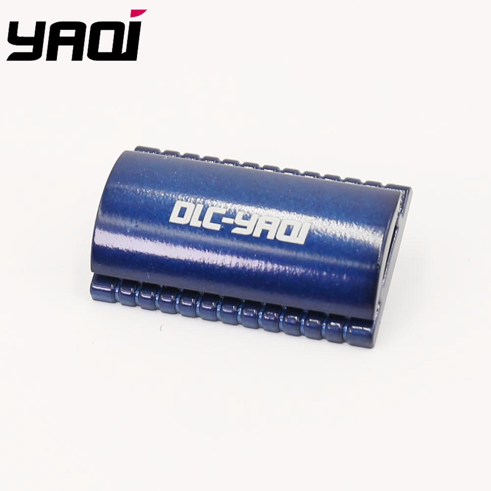 Yaqi Space Blue Color Cobbled Safety Razor Head