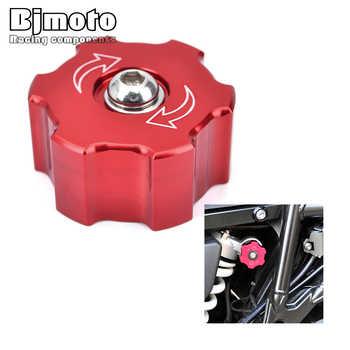 BJMOTO CNC en aluminium moto arrière Suspension réglage vis boulon pour BMW F800R F800GT 13-18 F800GS Adventure 08-17 F700GS