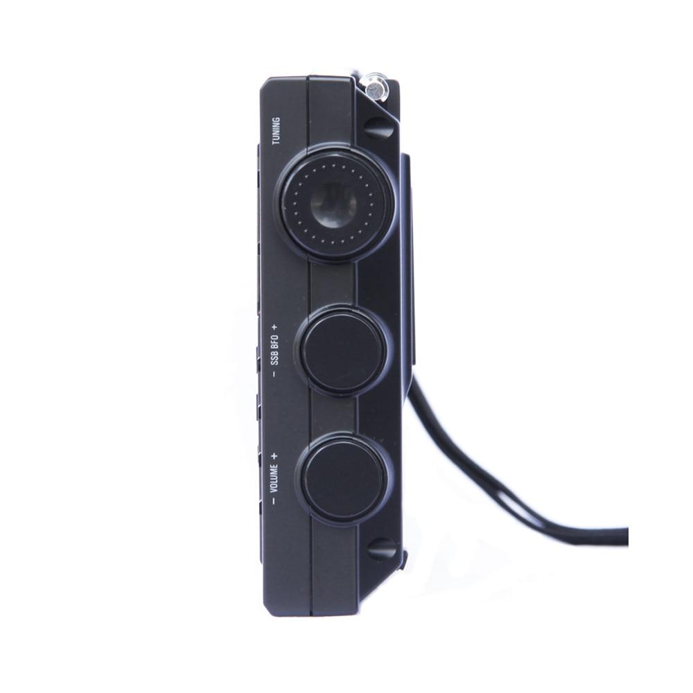 TECSUN PL-600 Rəqəmsal Tuning Tam Band FM / MW / SW-SSB / PLL - Portativ audio və video - Fotoqrafiya 5
