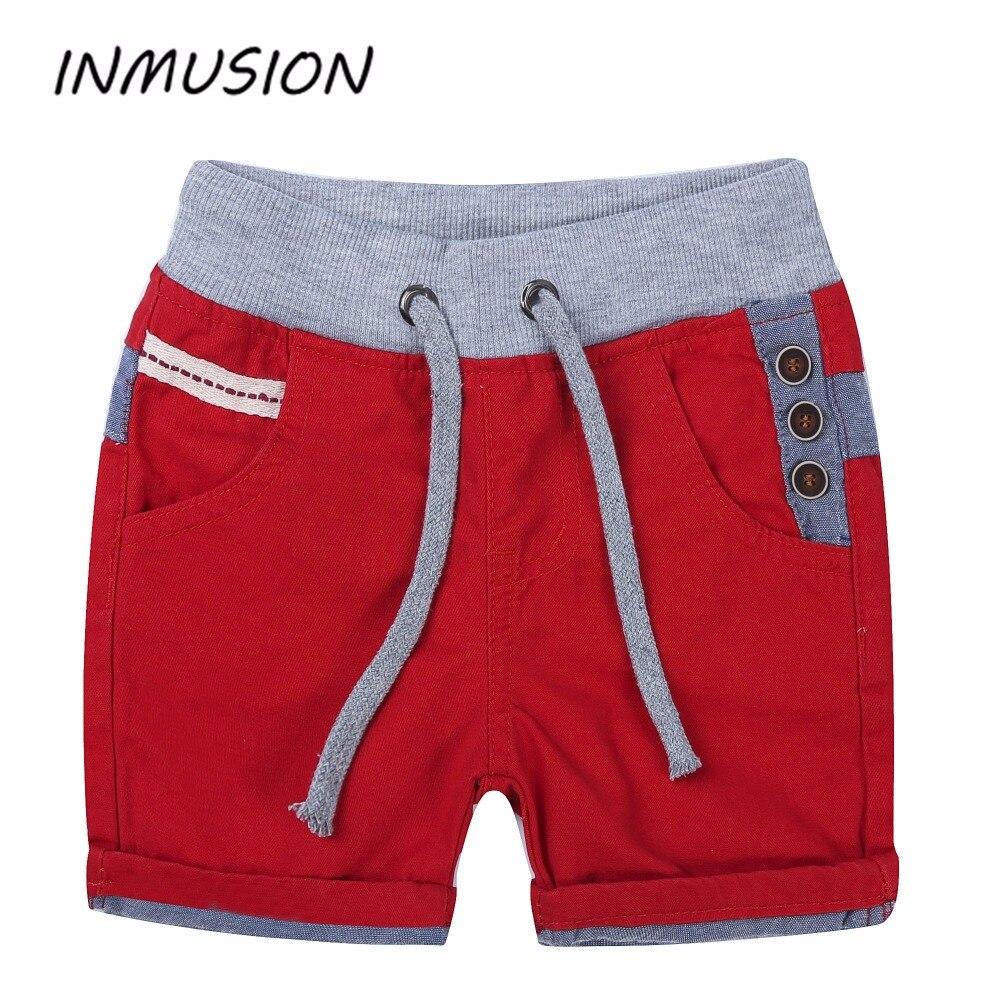 Letní dětské kalhoty dětské zimní kalhoty pro chlapce dětské - Dětské oblečení