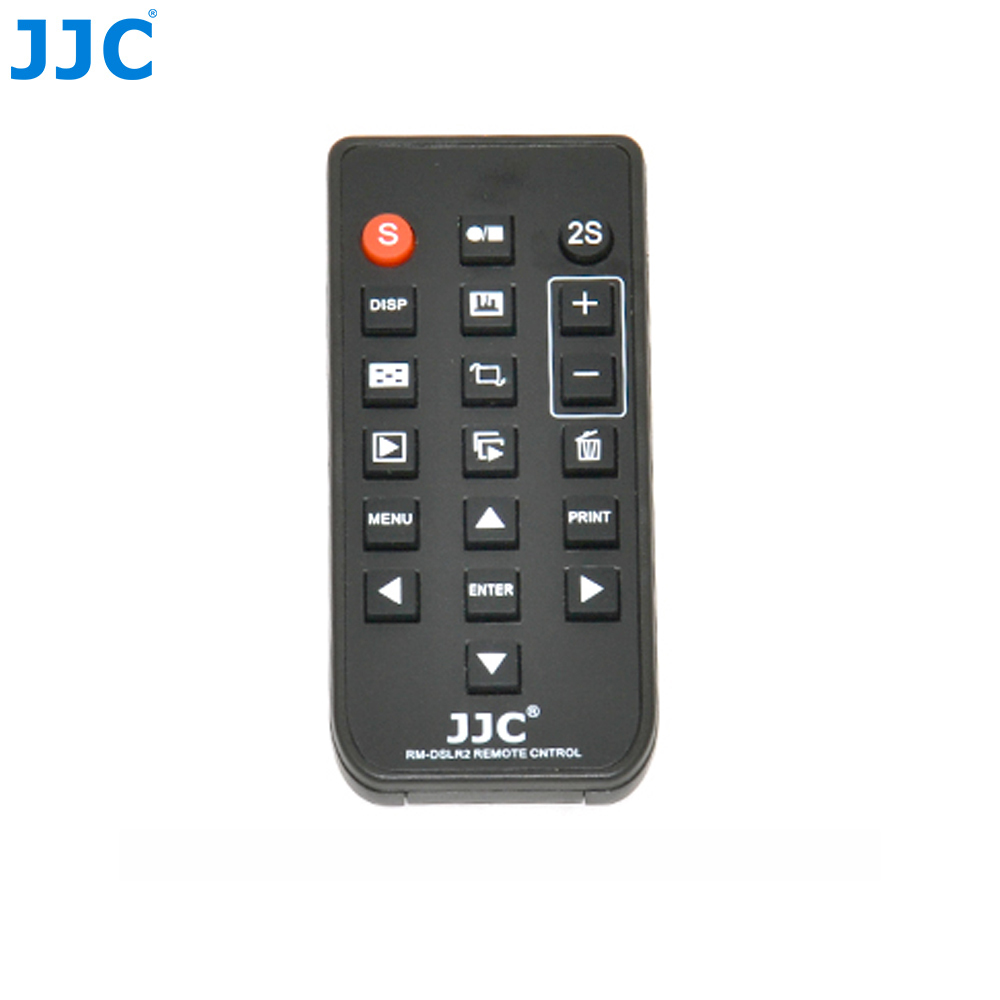 JJC IR Infrared Wireless Remote Control Video Recording Controller for SONY RMT-DSLR2 Compatible SLT NEX Camera A6300/A7II/A7RII
