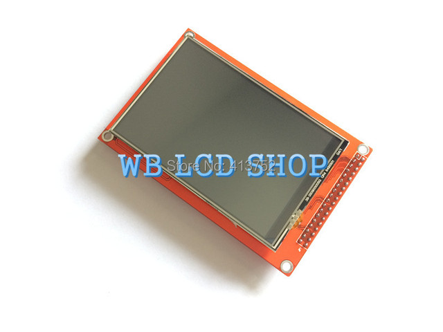 3.5 inch TFT LCD screen module for Arduino MEGA 2560 R3 Board