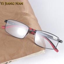 Yi Jiang Nan Brand Fashion Stylish Men Full Frame Optical Reading Glasses Male Quality Alloy Eyeglasses