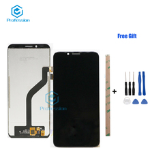 5.7″ For Original For homtom S8 LCD Display and Touch Screen Screen Digitizer Assembly Repla cement Tools+Adhesive stock