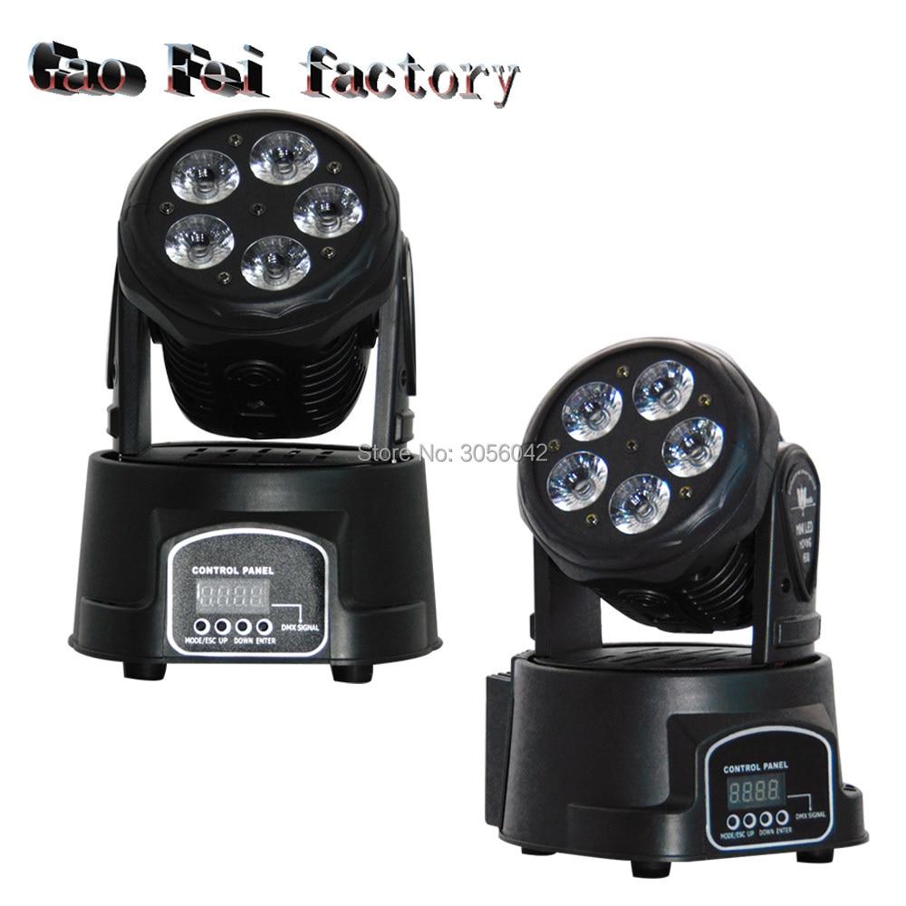 stage lights led par quad 5x15w wash dmx par light dj par LED RGBWA+UV 6in1 dmx led flat par light no noise цены
