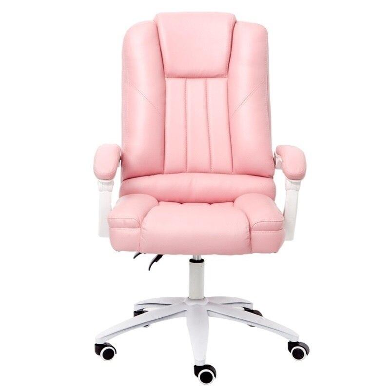 Bureau Bureau Meubles Sedia Ufficio patron T-shirt Sandalyeler Sedie Tabouret En Cuir Ordinateur Poltrona Cadeira Silla Chaise De Jeu