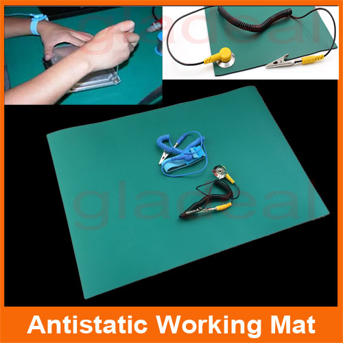 Anti-static Working Plate Mat ESD Bracelet Wire For Mobile Phone PC Blanket Repair sniper elite 3 ultimate edition игра для xbox one
