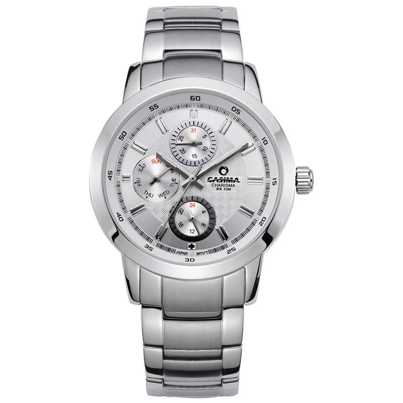 Men business watch Luxury brand watches dress leisure 2017 Top fashion quartz wrist watch mens waterproof  CASIMA #5105 сумка спортивная topman topman to030bmwlp66