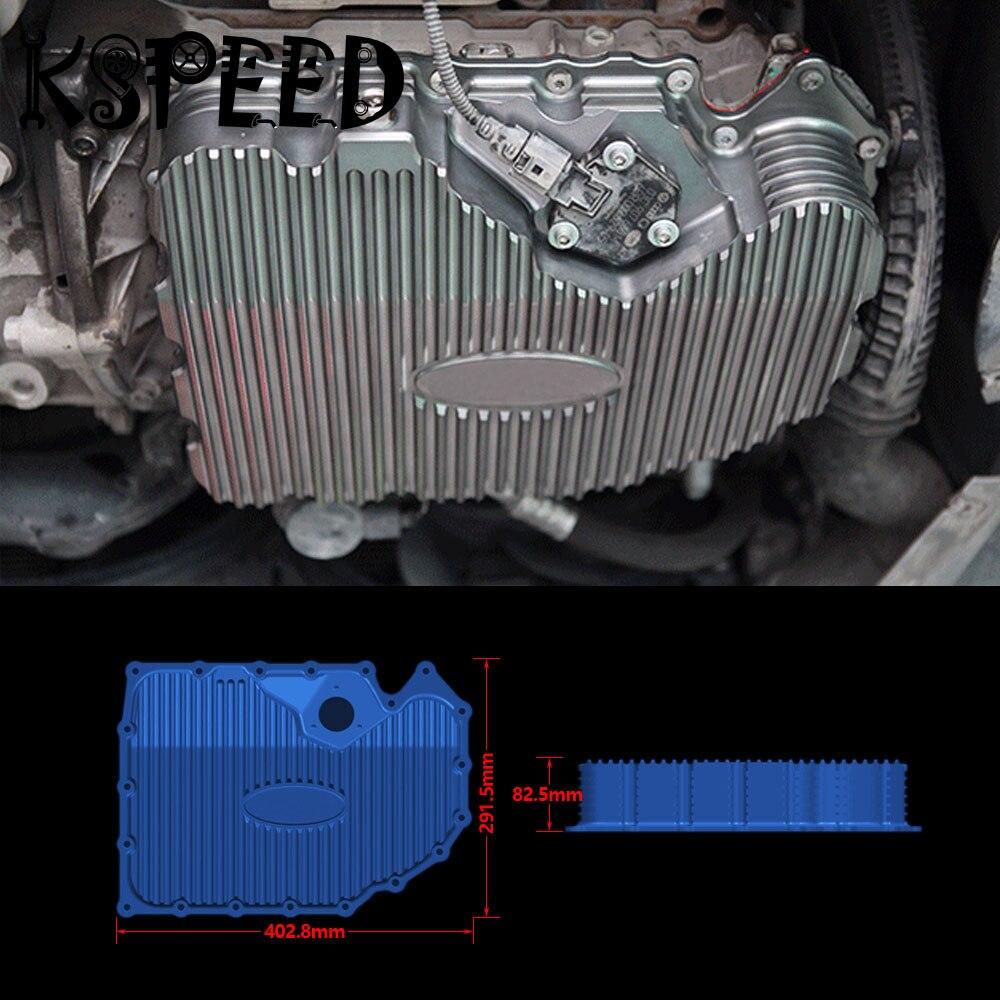 CNC Aluminum Engine Oil Pan For EA888 1.8T 2.0T MQB engine apdty 375116 engine oil pan