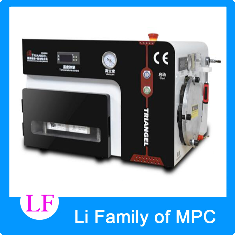 New Arrival 7'' OCA A03NX Vacuum Laminating Machine Refurbish Repair OCA Laminator LCD Lamination Machine new tbk full kit lcd refurbish machine lcd repair machine oca lamination machine