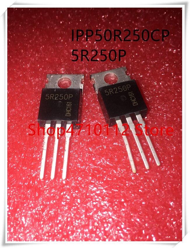NEW 10PCS LOT IPP50R250CP 5R250P 5R250 TO 220 IC