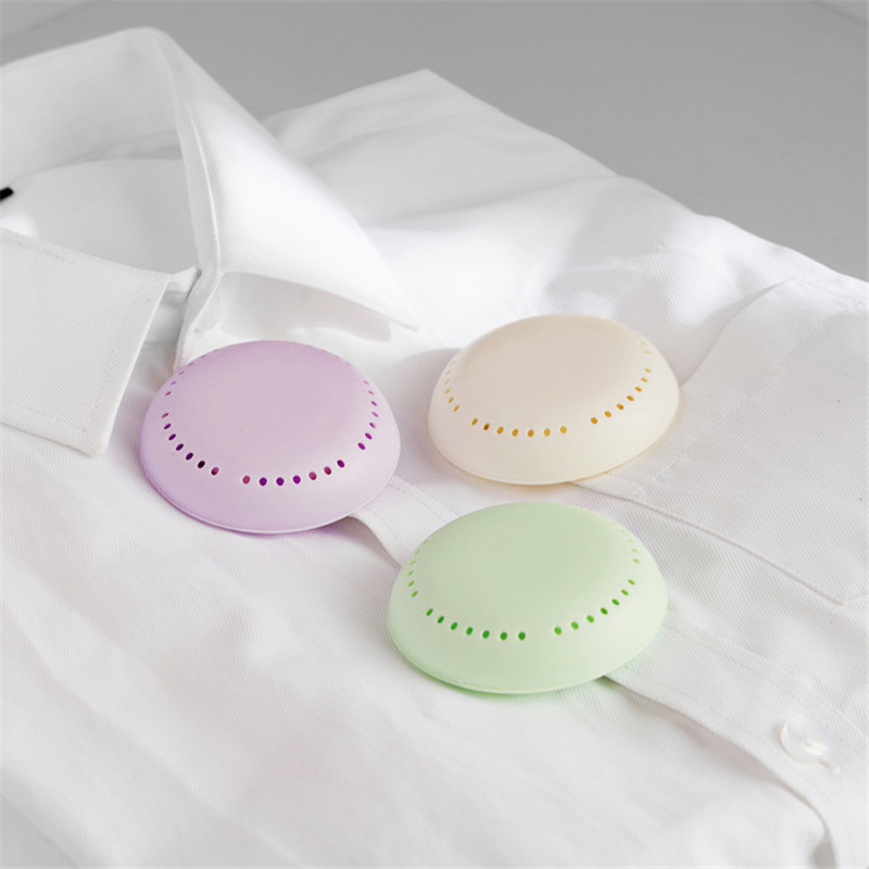 New Indoor Air Freshener Suction Cup Wardrobe Bedroom Bathroom Toilet  Deodorant Solid Fragrance Air Freshener Candy