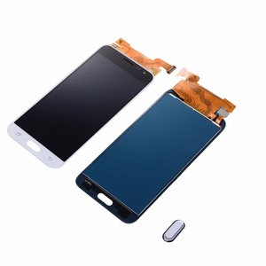 Image 4 - For Samsung J3 2016 J320 J320FN LCD Display Touch Screen Digitizer+Housing Middle Frame Cover+Battery Back Cover