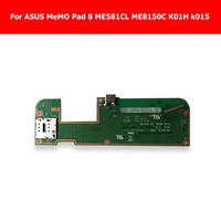 Genuine USB Charging Sim Card Holder Dock Board For ASUS MeMO Pad 8 ME581CL ME8150C K01H