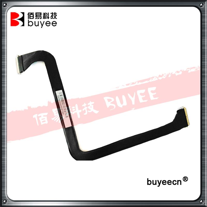 Original New A1419 5K 2014 2015 LCD Cable For Apple iMac 27 A1419 LCD LVDS Screen Display Flex Cable 923-00093 Replacement original for apple imac 21 5 a1311 bottom seat base replacement