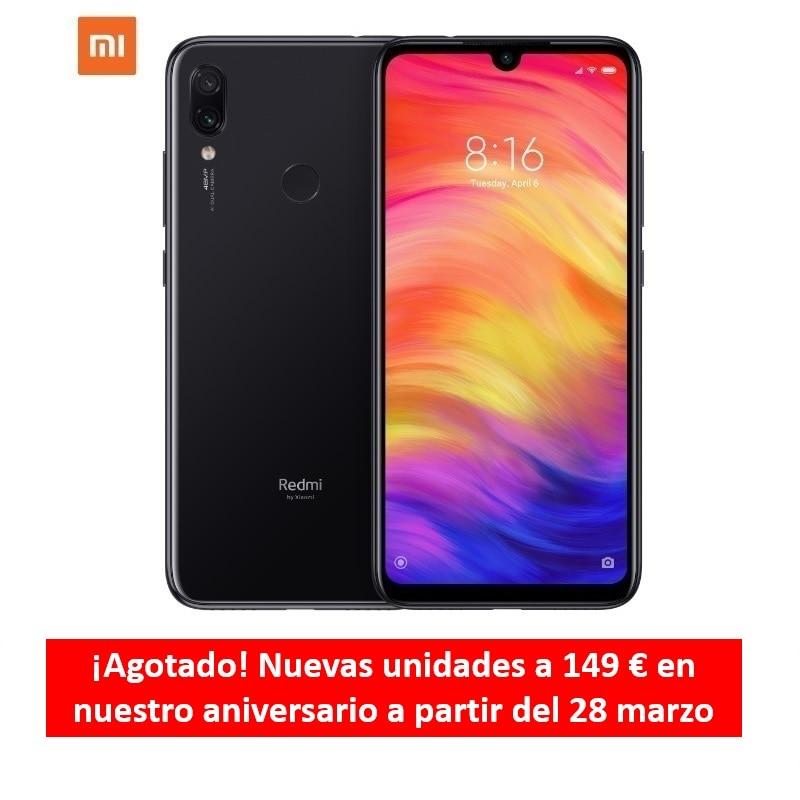 [Versión Española] 7 de Smartphones Xiaomi Redmi Nota 6.3