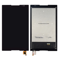 For Lenovo Tab S8 50 S8 50F S8 50L S8 50LC LCD Display + Touch Screen Digitizer Glass Lens assembly
