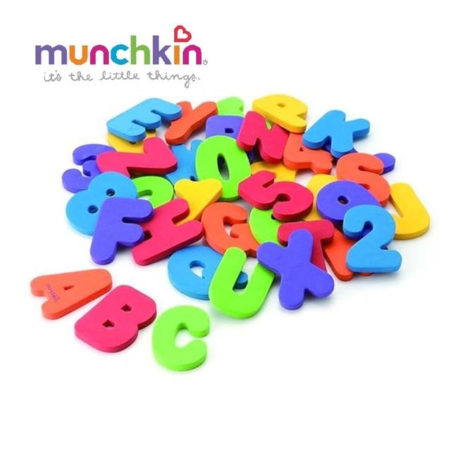 Игрушка для ванны Munchkin Буквы и Цифры от 36мес