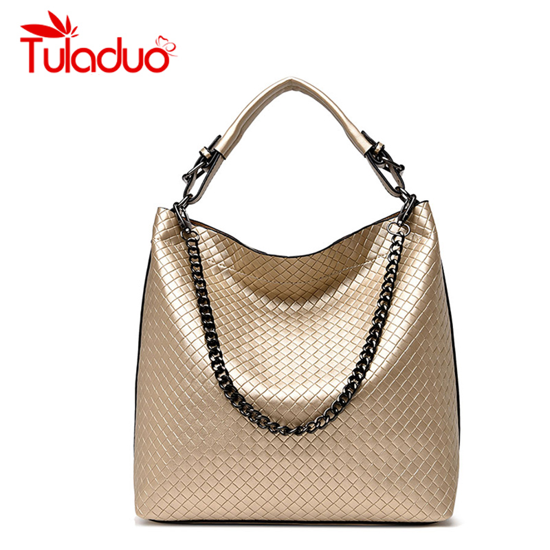 Hotsale Luxury Handbags Women Bags Casual Tote Bag Designer Brand Female Bags Ladies Chain Leather Shoulder Bags bolsa feminina vintage women pu leather handbags patchwork shoulder bags messenger bags casual tote diagonal bag female bags bolsa feminina