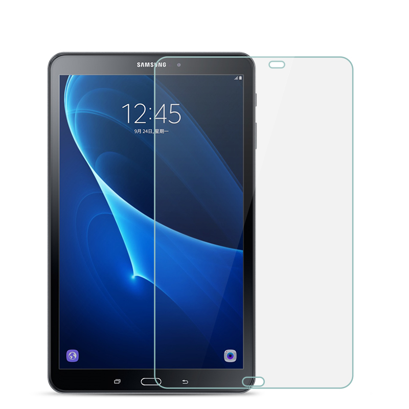 Tempered Glass For Samsung Galaxy Tab A A6 2016 T580 T585 10.1 2019 Screen Protector Tab Advanced2 T583 S5e 10.5 T720 Glass