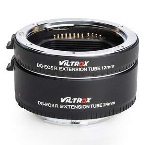 Image 5 - Viltrox DG EOS R Auto Focus Macro Extension Tube Lens Adapter for Canon EOS R RP camera