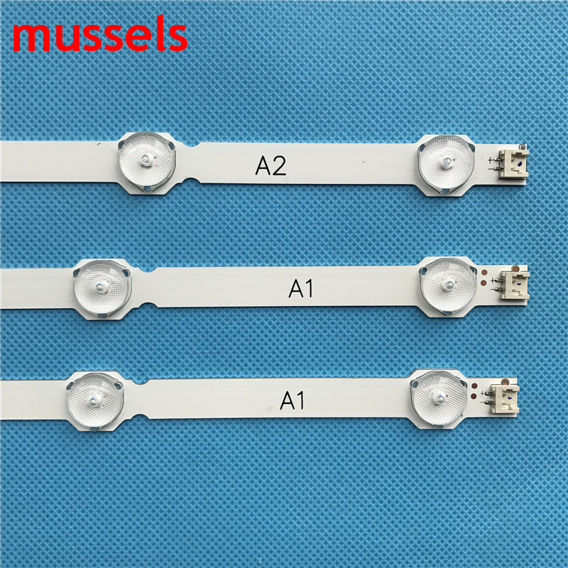 """Image 4 - LED Backlight Strip For LG 32"""" TV 7 Lamp 630mm A1A2 Bar 6916L 1295A 6916L 1205A 6916L 1106A 6916L 1440A 6916L 1439A wholesale-in Industrial Computer & Accessories from Computer & Office"""